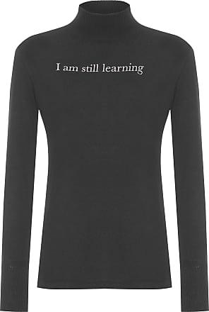 J. Chermann Blusa Tricot Learning - Preto