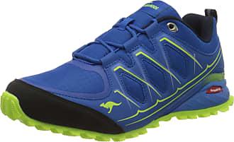 Kangaroos Mens K-Krail S Hiking Shoe, Navy Lime, 12.5 UK