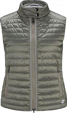 James & Nicholson Damen Jacke Weste Ladies Quilted Vest rot (Jungle GreenBlack) XX Large