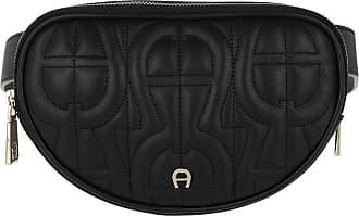 866cb4ca86638 Aigner Diadora S Belt Bag Black Umhängetasche schwarz