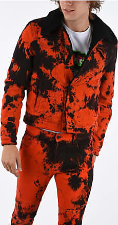 Dsquared2 Denim Printed OVER Jacket size 50