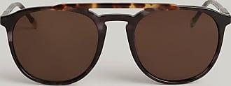 Hackett Double Bridge Sunglasses | Black/Tortse