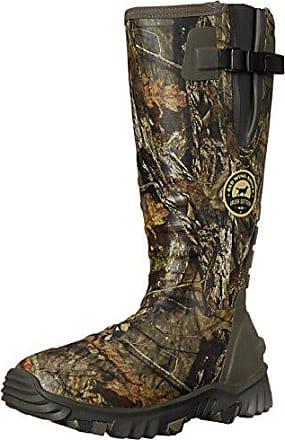 Irish Setter Mens 4883 Rutmaster 2.0 17 800-Gram Rubber Boot, Mod Country Camo, 13 E US
