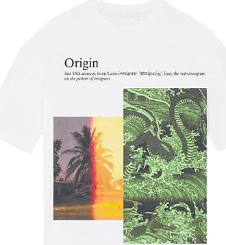 Fenty Puma by Rihanna Camiseta com estampa de imigrante - Branco