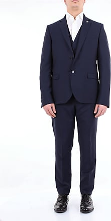Manuel Ritz Evening Suits And Tuxedos Dark blue
