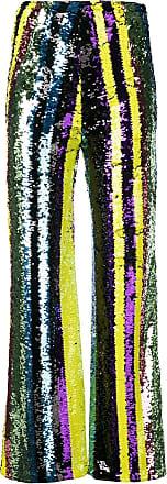 Jovonna London Calça com paetês - Azul