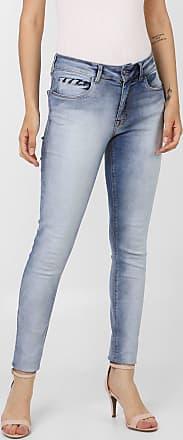 Lez a Lez Calça Jeans Lez a Lez Skinny Bali Azul
