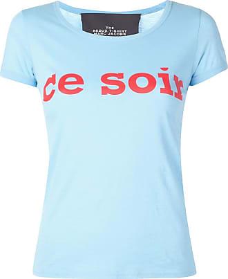 Marc Jacobs Camiseta The Redux - Azul