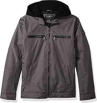 Urban Republic Mens Cloud Ballistic Jacket, darkcharcoal, S