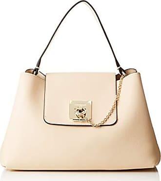 14d520ee67 Calvin Klein Ck Lock Shoulder - Borse a spalla Donna, Grigio (Light Sand)