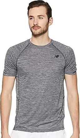 new balance heren heather tech t-shirt