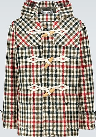 J.W.Anderson Hooded wool jacket