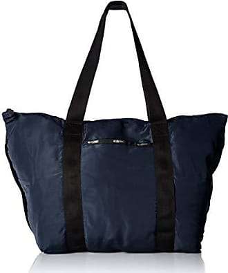 LeSportsac Travel Packable Large Tote, CLASSIC NAVY T
