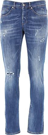 Dondup Jeans On Sale in Outlet, Denim Blue, Cotton, 2019, 32 33 34 36 38