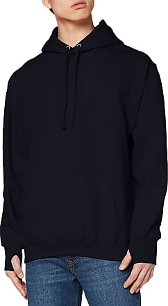 Awdis Mens Street Hoodie, Blue (French Navy), X-Large