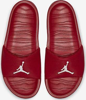 Nike Jordan Break Slide Flip Flops Men Red 42.5