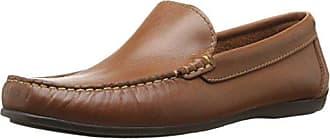 Florsheim Mens Jenson Venetian Slip-On Loafer, Cognac, 7.5 3E US
