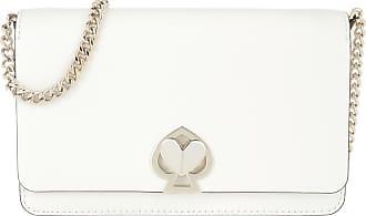Kate Spade New York Chain Wallet Optic White Umhängetasche weiß