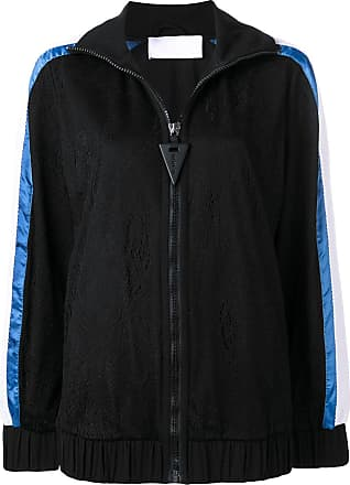 No Ka'Oi zip sport jacket - Black