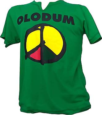 Generico Camiseta Olodum Símbolo Gigante Gola V