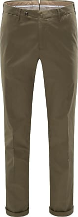 Pantaloni Torino Chino Slim Fit oliv bei BRAUN Hamburg