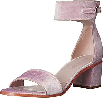 Bernardo Womens Blythe Dress Sandal, Blush Velvet, 9.5 M US