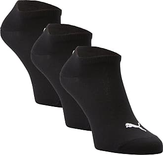 Puma Herren Sneakersocken im 3er-Pack schwarz