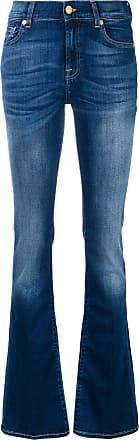 7 For All Mankind Calça jeans Bair Duchess - Azul