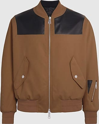 Neil Barrett Reversible Graffiti Nylon & Light Vintage Mac Bomber