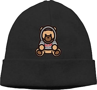 Not Applicable Clothing Ozuna Bear Knitted Hat Autumn and Winter Beanie Hat Universal Headgear