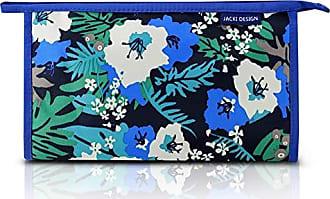 Jacki Design Necessaire Envelope Estampada G Jacki Design ABC17198 - Azul Floral