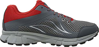 Columbia Mens Mojave Trail Ii Outdry Trail Running Shoes, Grey (Ti Grey Steel, Hyper Blue), 9.5 UK 43.5 EU
