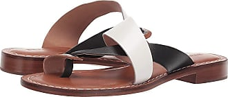 5cca7cd3919 Bernardo Tia Sandal (White Black Luggage) Womens Sandals