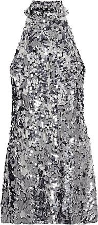 Galvan Gemma sequined minidress