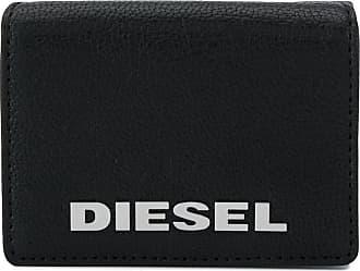 Diesel Carteira com logo - Preto
