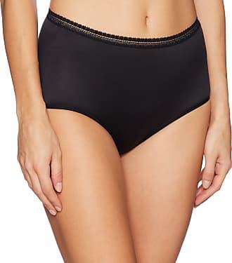 Wacoal Womens Perfect Primer Brief Cut Panty, Black, XL