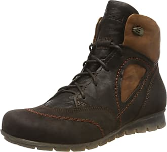 Think Womens Menscha_585076 Desert Boots, (Espresso/Kombi 42), 6/6.5 UK