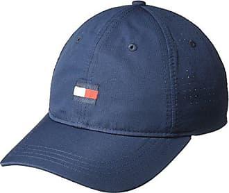 6420b197e72 Tommy Hilfiger Mens Dad Hat Flag Golf Cap