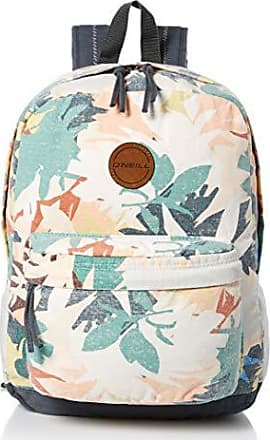 O'Neill Womens Classic Canvas Backpack, Green/Blazing, One Size