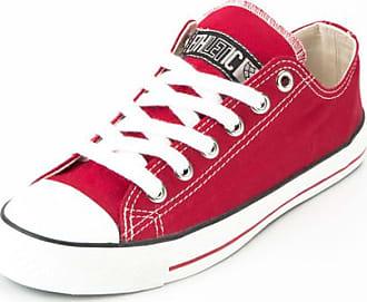 Ethletic Sneaker Lo Cut Classic, rot
