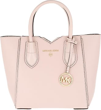 Michael Kors Tote - Mae SM Messenger Bag Soft Pink - rose - Tote for ladies