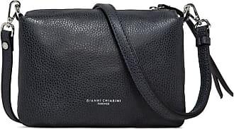 Gianni Chiarini medium size three crossbody bag color blue