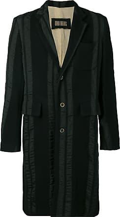 Uma Wang single breasted coat - Black