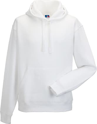 Russell Athletic Russell-Authentic Hooded Sweat-265M-White-XL