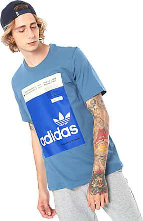 1c801fde291 adidas Originals Camiseta adidas Originals Pantone Azul