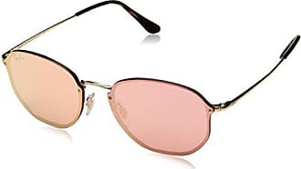 3a03d421e73f55 Ray-Ban RAYBAN 3579n, Montures de Lunettes Mixte Adulte, Or (Gold Mirror