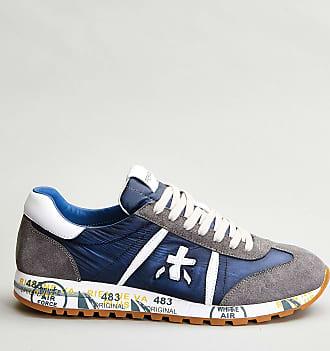 Reposi Calzature PREMIATA Lucy - Sneakers blu grigio