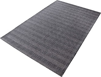 Dimond Home Ronal Handwoven Cotton Flatweave In Charcoal - 8ft x 10ft