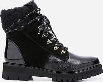 Flattered Selma Leather Black