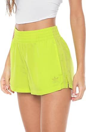 4598e6bd9d0 adidas Originals Short adidas Highwaist Dye Pack Neon Verde